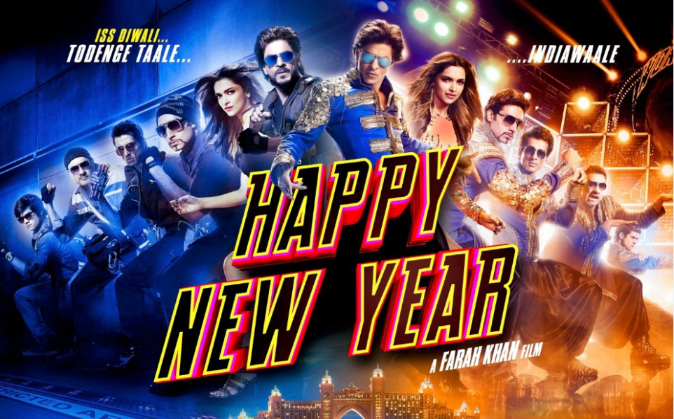 Happy New Year (2014) BBRip Subtitle Indonesia Enconded ...