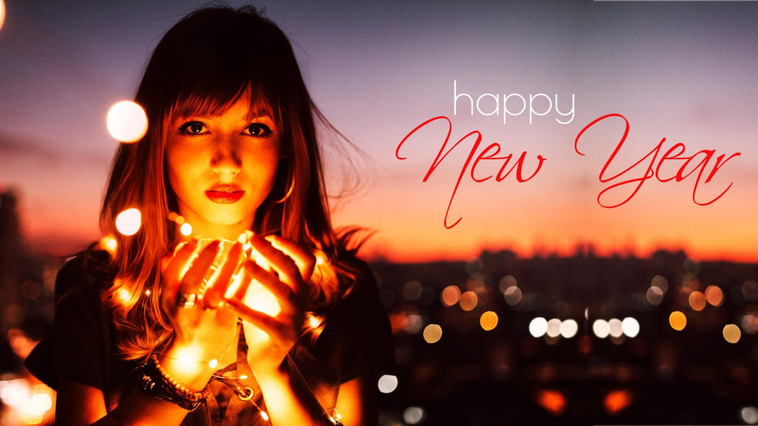 Happy New Year 2018 Wallpapers HD Download Free 1080p ...