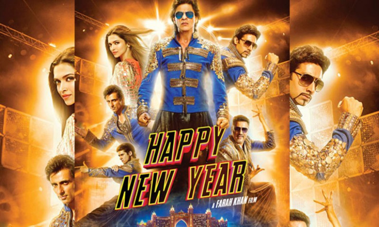 'Happy New Year' Box Office: Is Shah Rukh Khan's Film The ...
