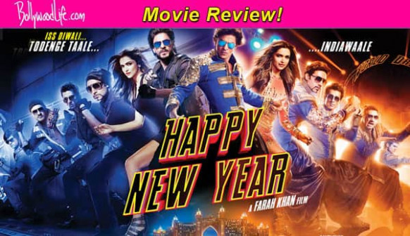 Happy New Year movie review: Shah Rukh Khan-Deepika ...