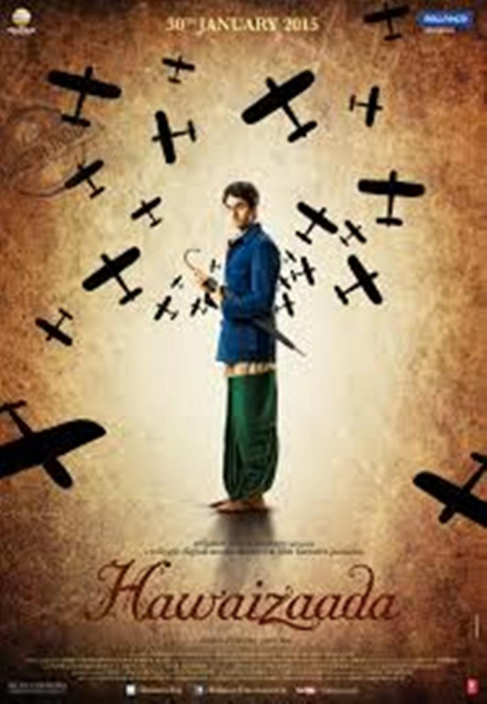 Hawaizaada-Indian Hindi Bollywood Movie DVD English subtitles