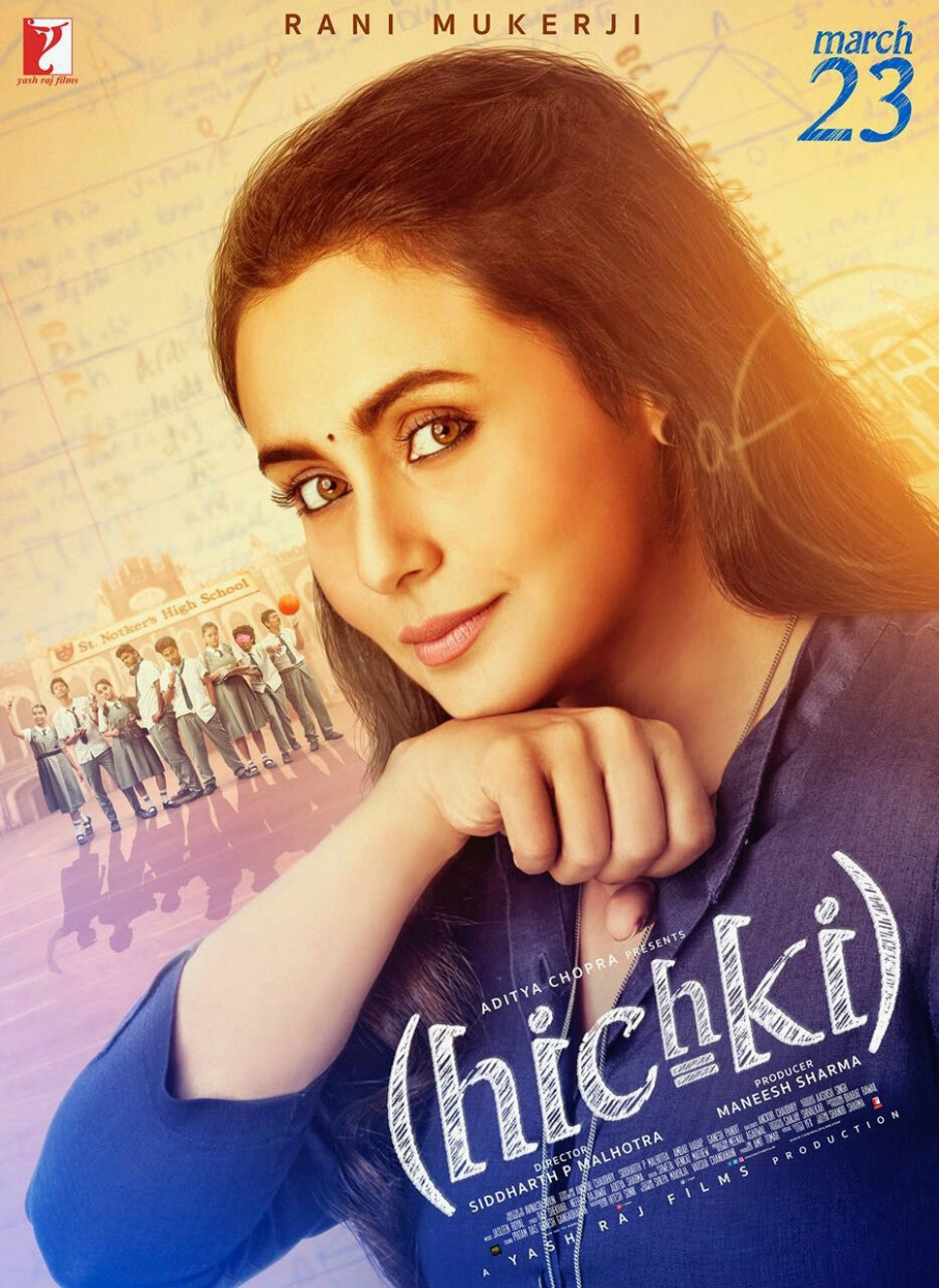 Hichki movie new poster out | FILM Posters in 2019 | Full ...
