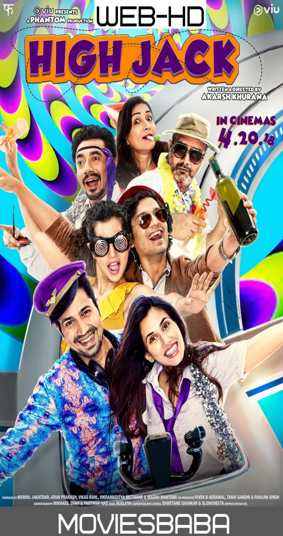 High Jack (2018) Hindi Full Movie Download Filmywap ...