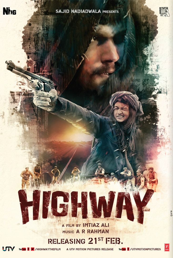 Highway (2014): Bollywood Movie Review – Three Chinguz ...