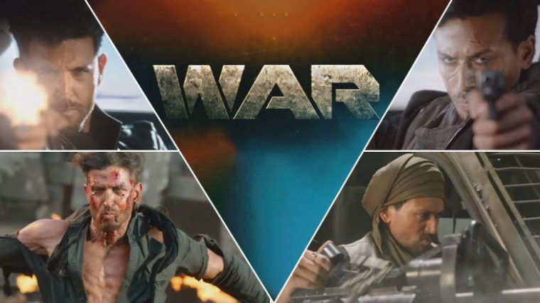 Hrithik Roshan and Tiger Shroff's War Hires Game of ...