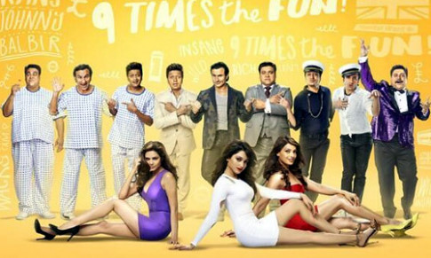 Humshakals Movie Review | Humshakals Hindi Movie Review ...