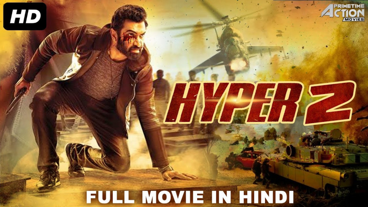 HYPER 2 (2018) New Released Full Hindi Dubbed Movie ...