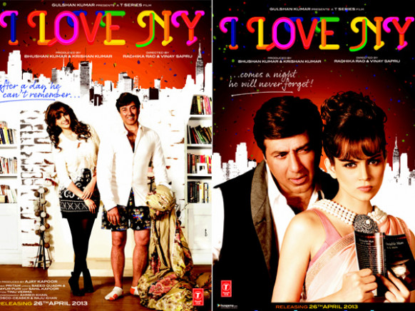I Love New Year: Movie Budget, Profit  - bollywood new movie box office collection