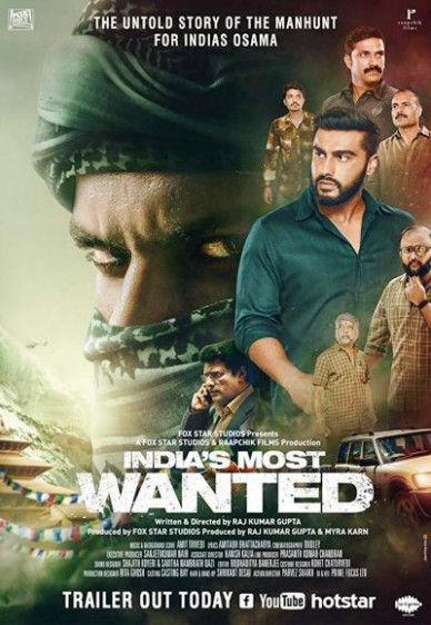 India's Most Wanted (2019) Full Movie Watch Online Free ...
