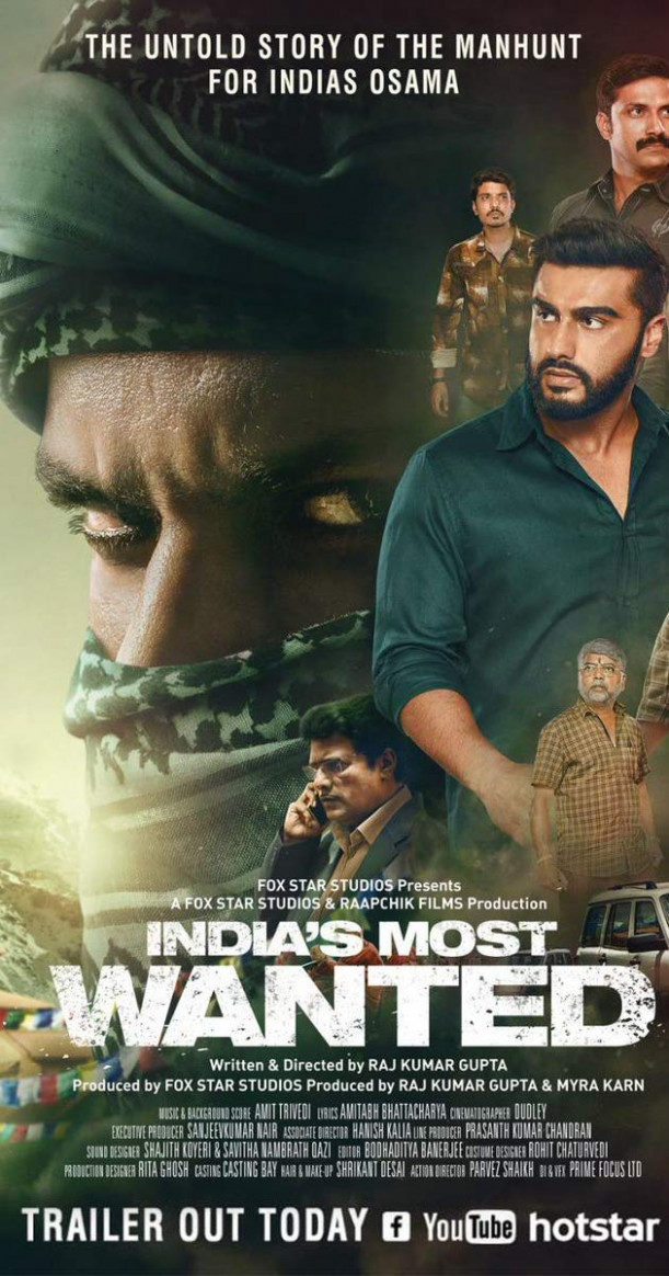 India's Most Wanted (2019) - IMDb