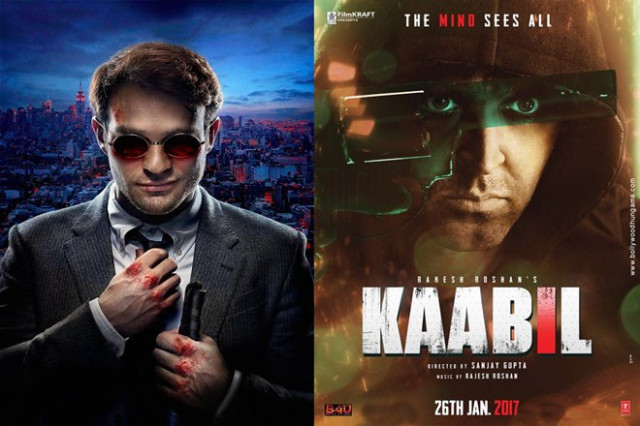 Is the latest Hrithik Roshan Starrer Kaabil Plagiarized ...