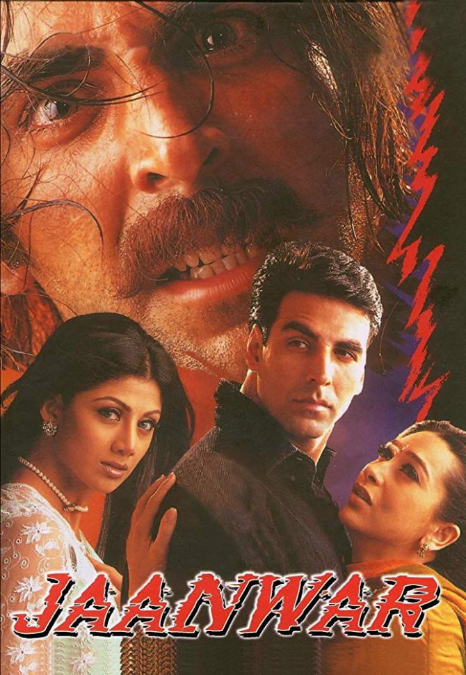 Jaanwar 1999 Hindi Full Movie 480p 500MB WEB-DL Download ...