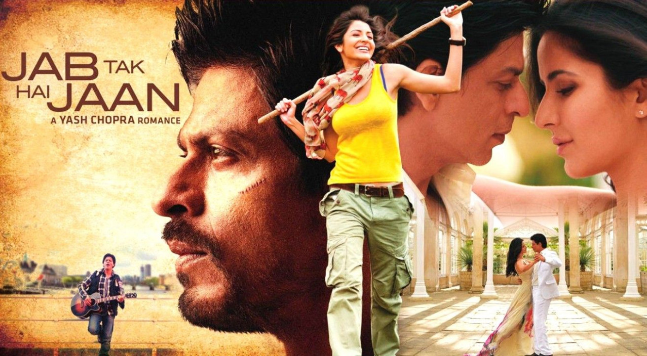 Jab Tak Hai Jaan 2012 Full Hd Video Songs Khatrimaza Watch ...