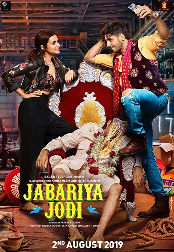 Jabariya Jodi 2019 Hindi Movie Official Trailer 720p HDRip ...