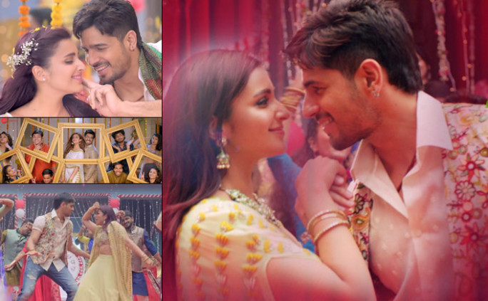 Jabariya Jodi's New Song 'Macchardani' Is As Quirky As Its ...
