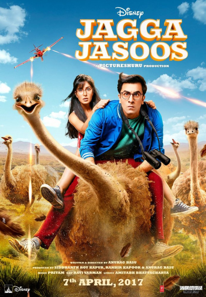 Jagga Jasoos 2017 Full Movie DVDSCR [800MB] Download ...