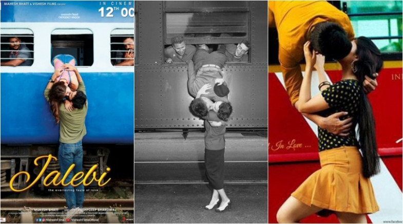 Jalebi first look released: Is the poster copied from an ...