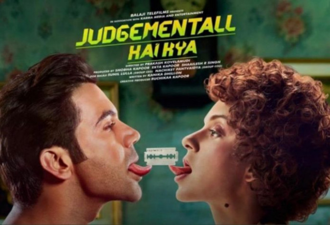 Judgmental Hai Kya Movie Reviews And Earnings