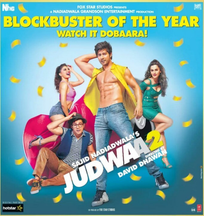Judwaa 2 24th Day Box Office Collection: 215 Crores ...