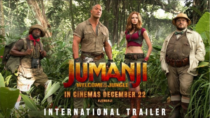 Jumanji Welcome to the Jungle 2017 full movie download ...