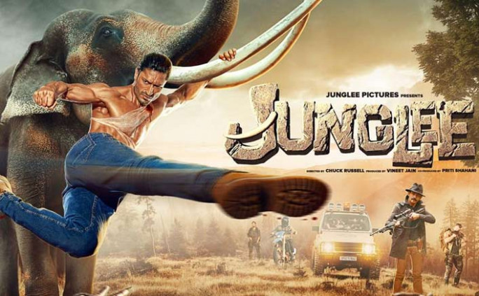 Junglee movie review: Vidyut Jammwal's film is for animal ...