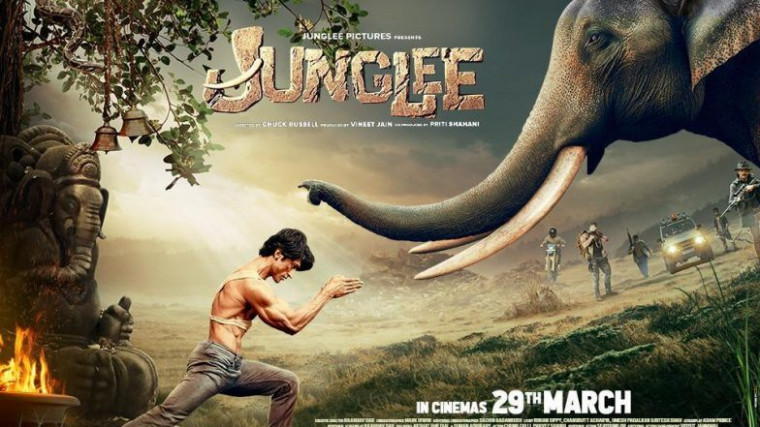 Junglee New Poster and Release Date Out Now; To Clash With ...