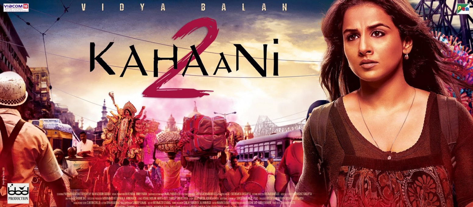Kahaani 2 Movie Box Office Collections With Budget