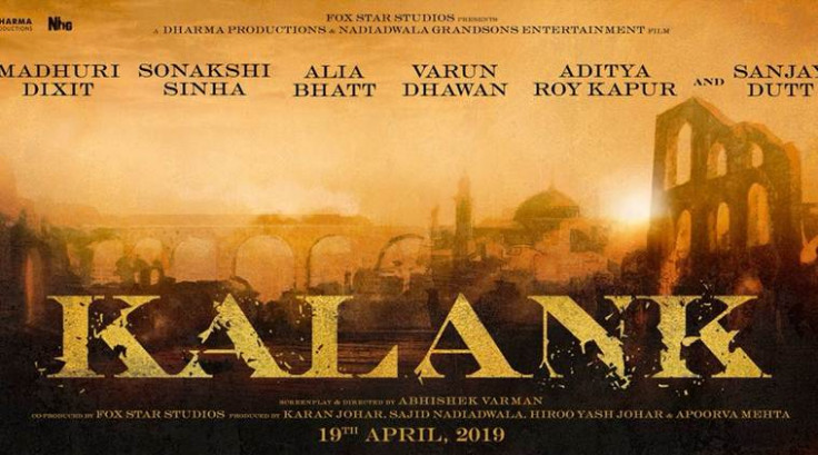 Kalank movie announcement highlights: Madhuri Dixit and ..