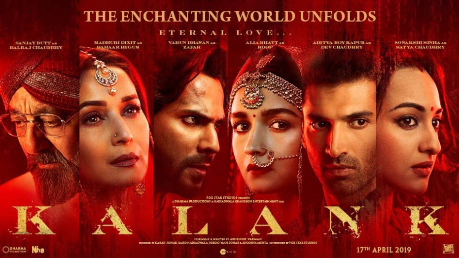 Kalank: The Much-Awaited Multi-Starrer Is Here ...