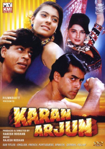 Karan Arjun (1995) Full Movie Watch Online Free ...