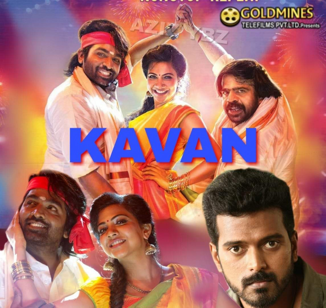 Kavan 2019 Hindi Dubbed 500MB HDRip 480p x264 7StarHD.Com ...