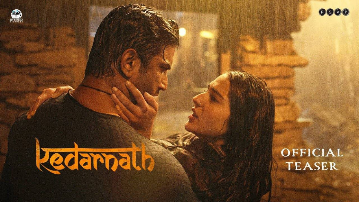 Kedarnath - Official Teaser | Hindi Movie News - Bollywood ...