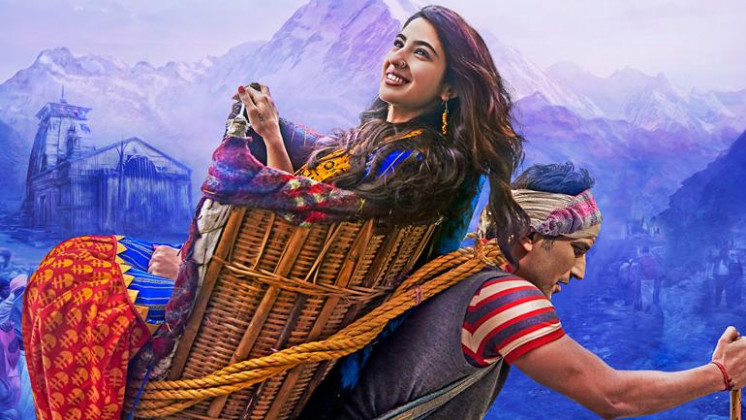 Kedarnath Qaafirana song out: Sushant and Sara romance in ...