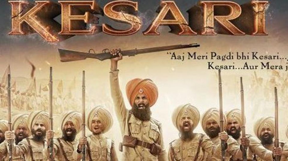 Kesari (2019) Hindi Movie 720p 7StarHD.Com Bollywood 720p ...