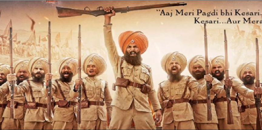 Kesari movie details of cast