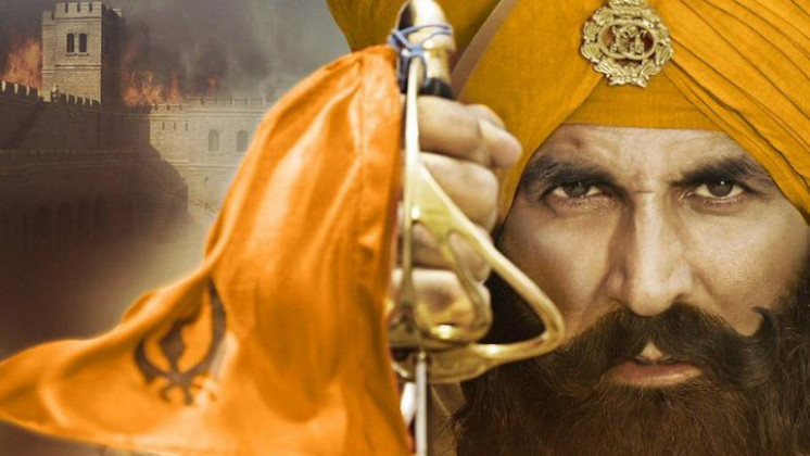 Kesari trailer: Akshay Kumar is ready to bleed saffron in ...