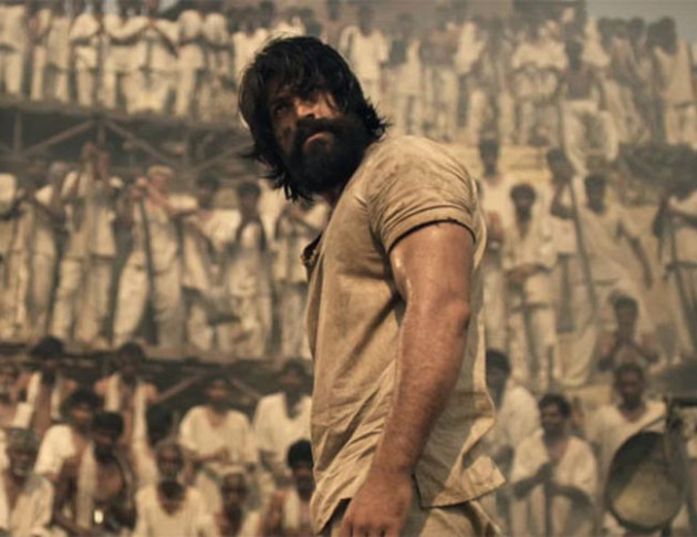 KGF team goes all out to recreate Mumbai of 70s and Kolar ...