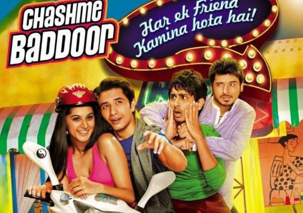 Latest Bollywood Movie Chashme Baddoor Wallpapers ...