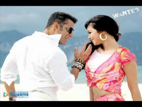 Le Le Mazaa Le Full Song Wanted New Hindi Movie Salman ...