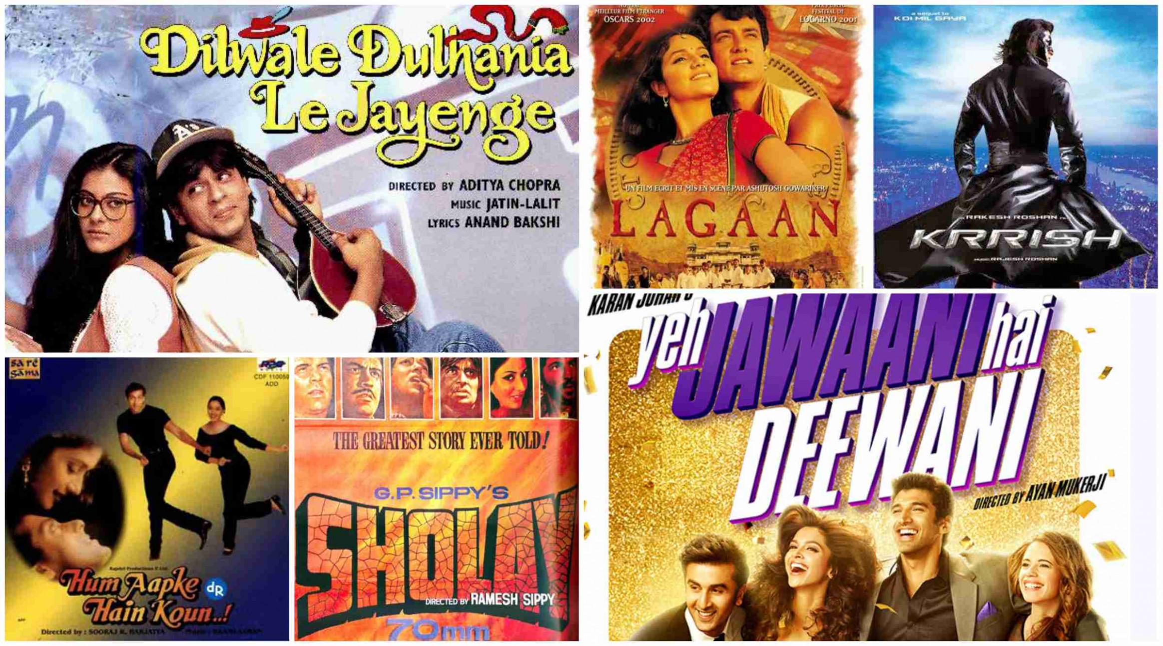 List of Hit and Flop Bollywood Movies With Starring Name ...