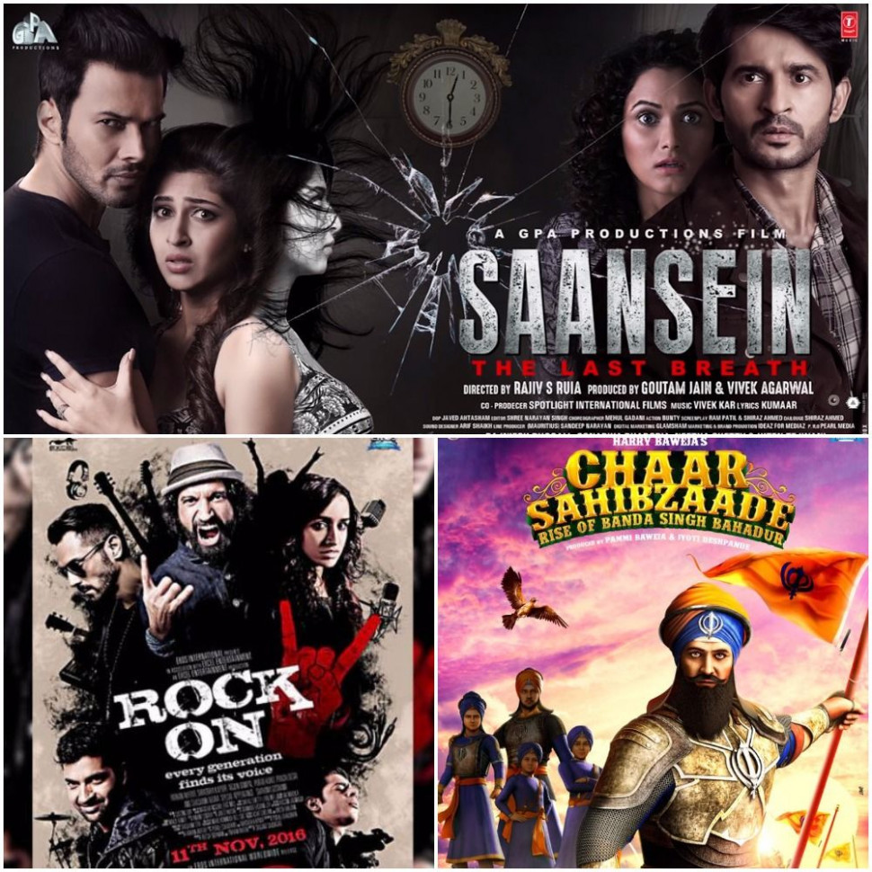 List of New Bollywood Movies Releasing on 11th November ...