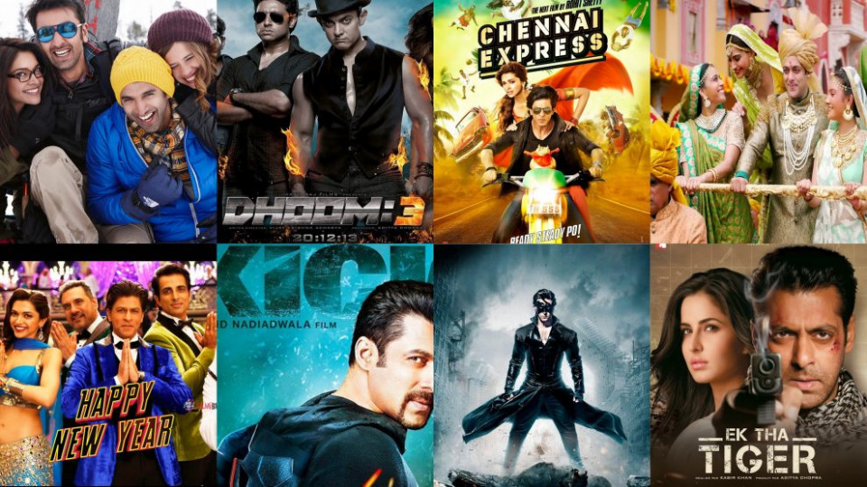 List of Top 10 Bollywood movies earning more than 200 ...