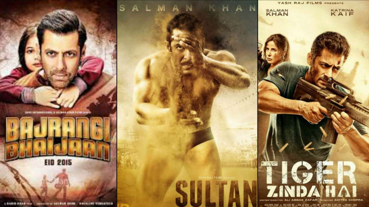 List of top 5 Bollywood movies with over 300 crore box ...