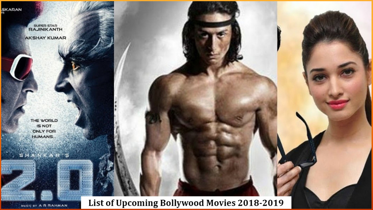 List of Upcoming Bollywood Movies 2018-19 With Release ...