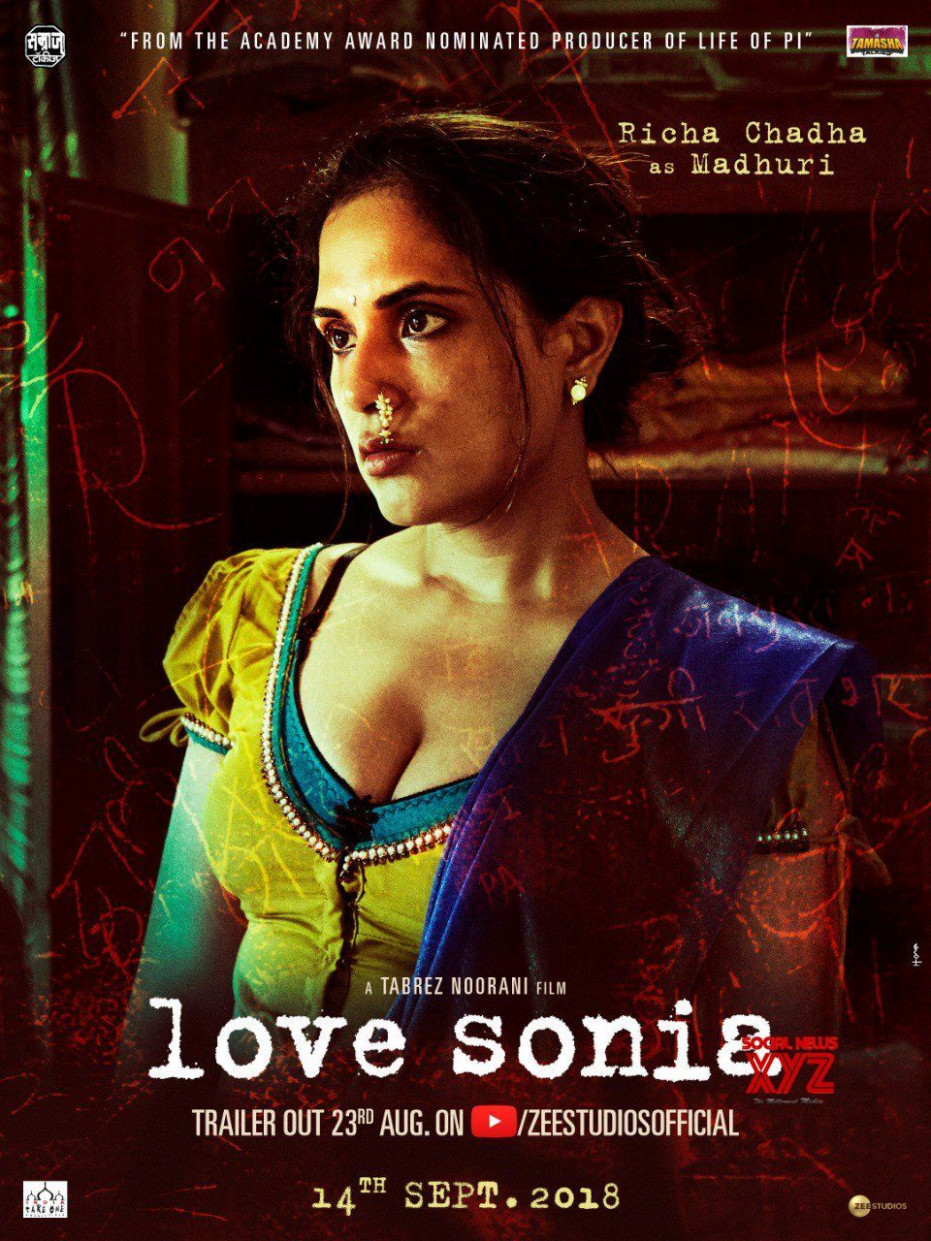 Love Sonia (2018) full Movie Download Dvdscr 300MB