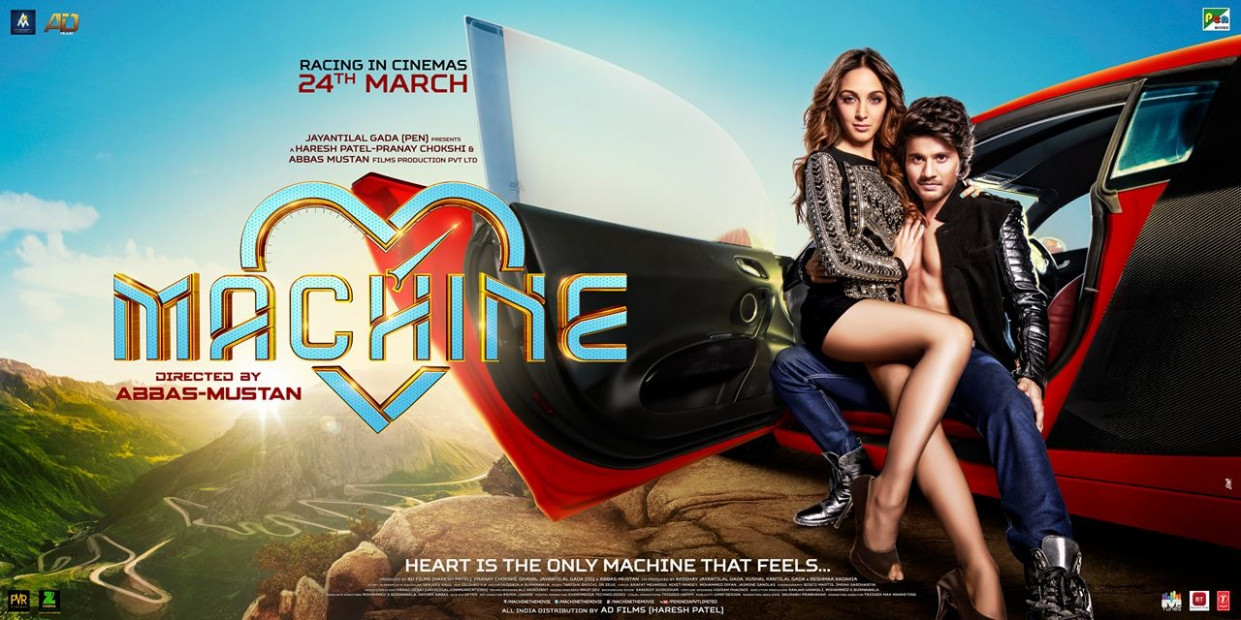 'Machine' Movie Teaser Is Out And It's A Classic Love ...