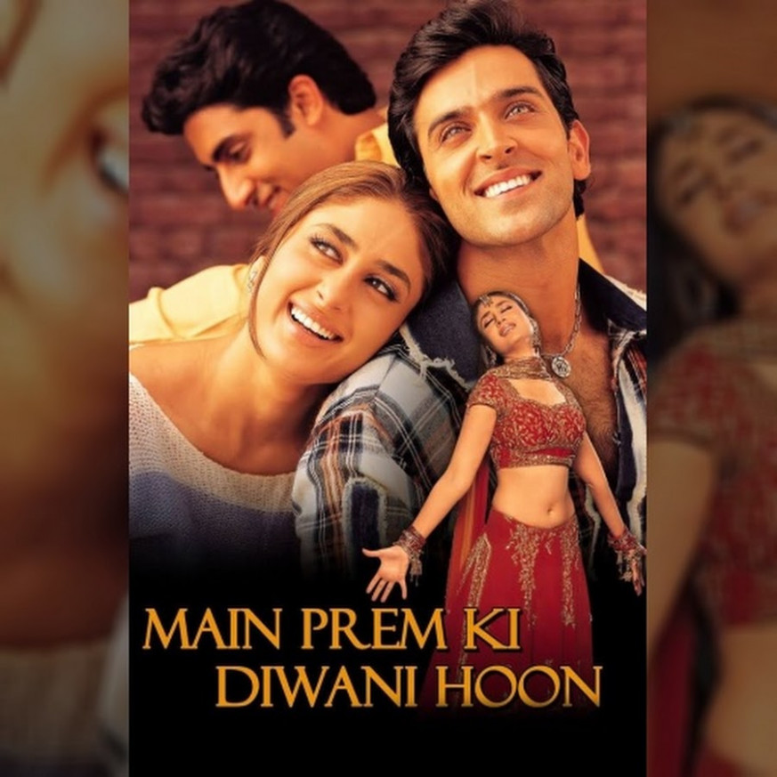 Main Prem Ki Diwani Hoon - Topic - YouTube