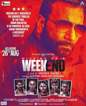 Missing on a Weekend 2017 Hindi Movie 720p DVDRip 800Mb ...