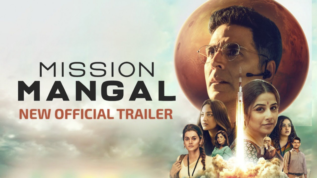 Mission Mangal New Official Trailer | Hit ya Flop Movie world