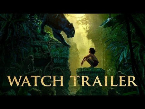 Most awaited hollywood movie 'The Jungle Book'